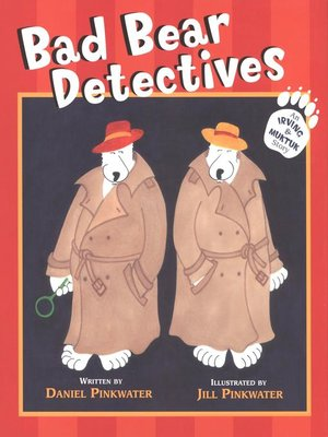 cover image of Bad Bear Detectives