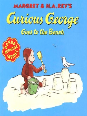 cover image of Curious George Goes to the Beach