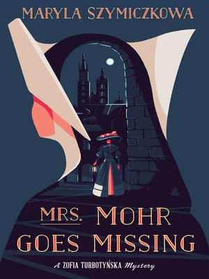 Mrs. Mohr Goes Missing Book Cover