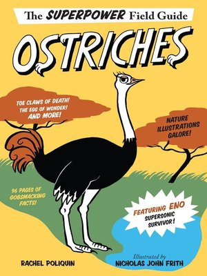 cover image of Ostriches