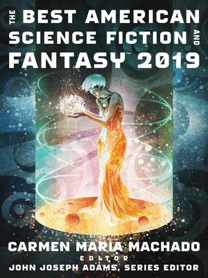 cover image of The Best American Science Fiction and Fantasy 2019