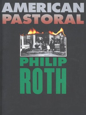cover image of American Pastoral