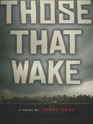 cover image of Those That Wake
