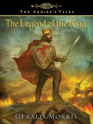 cover image of The Legend of the King
