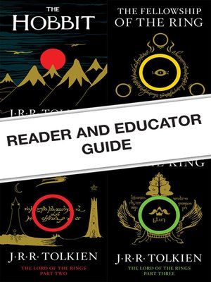 "cover image of Reader and Educator Guide to ""The Hobbit"" and ""The Lord of the Rings"""