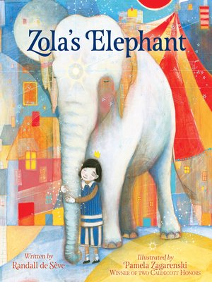 cover image of Zola's Elephant
