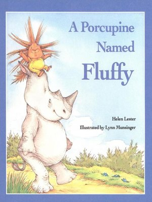 cover image of A Porcupine Named Fluffy