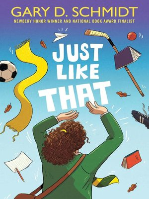 cover image of Just Like That