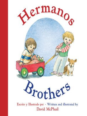 cover image of Hermanos/Brothers