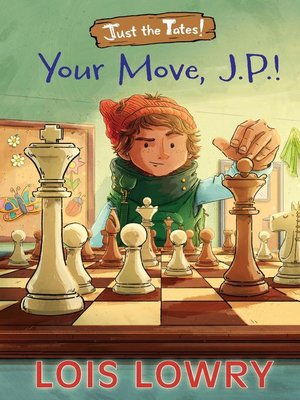 cover image of Your Move, J. P.!