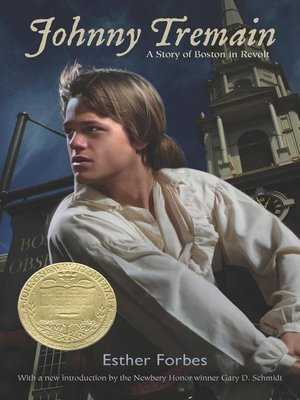 cover image of Johnny Tremain