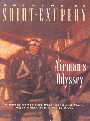cover image of Airman's Odyssey