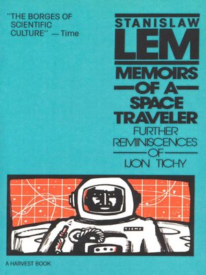 cover image of Memoirs of a Space Traveler
