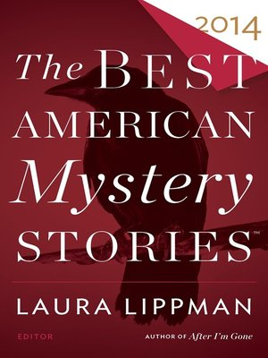 cover image of The Best American Mystery Stories 2014