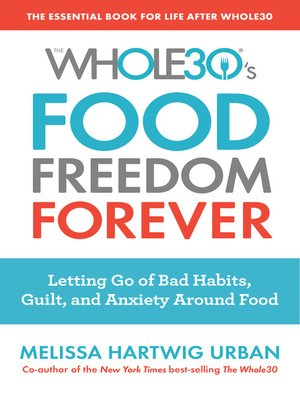 cover image of Food Freedom Forever
