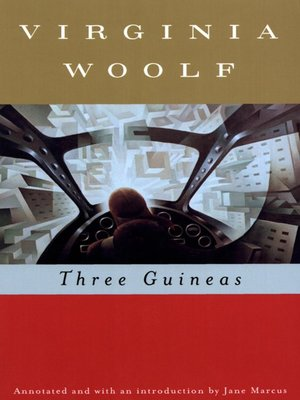 cover image of Three Guineas (Annotated)
