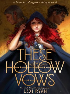 cover image of These Hollow Vows