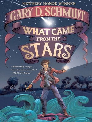 cover image of What Came from the Stars