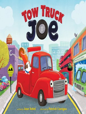 cover image of Tow Truck Joe