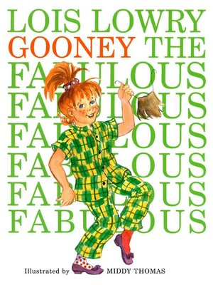 cover image of Gooney the Fabulous