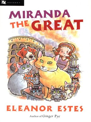 cover image of Miranda the Great