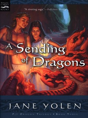 cover image of A Sending of Dragons