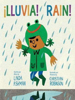 cover image of ¡Lluvia!/Rain!