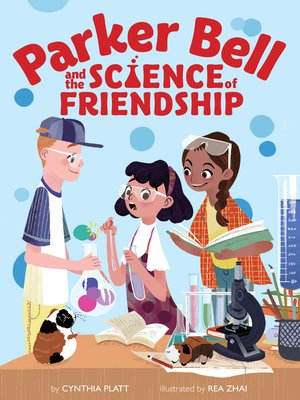 cover image of Parker Bell and the Science of Friendship