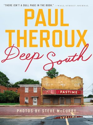 cover image of Deep South