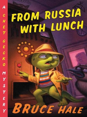 cover image of From Russia with Lunch