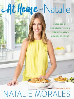 cover image of At Home with Natalie