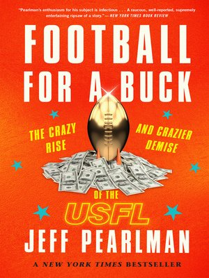 cover image of Football for a Buck