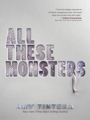 cover image of All These Monsters
