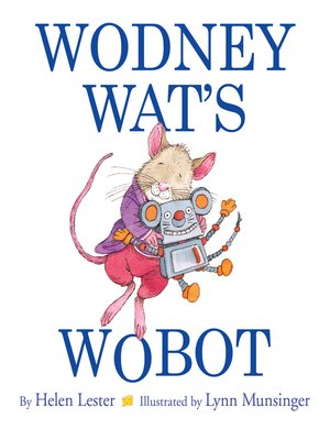 cover image of Wodney Wat's Wobot