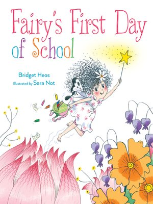 cover image of Fairy's First Day of School