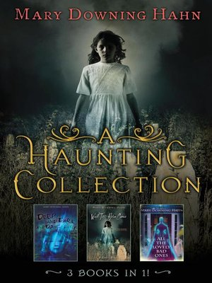 cover image of Mary Downing Hahn's Haunting Tales