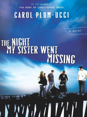 cover image of The Night My Sister Went Missing