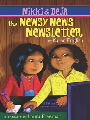 cover image of The Newsy News Newsletter