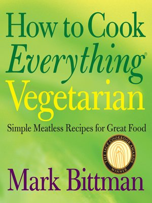 cover image of How to Cook Everything: Vegetarian