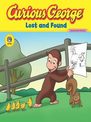 cover image of Curious George Lost and Found (CGTV Read-aloud)