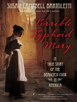 cover image of Terrible Typhoid Mary