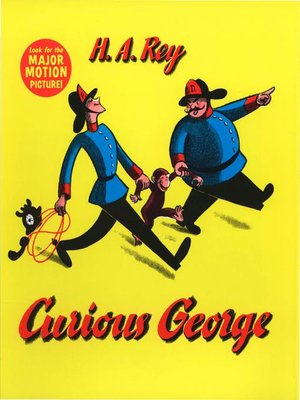 cover image of Curious George