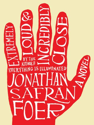 cover image of Extremely Loud and Incredibly Close