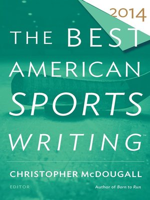 cover image of The Best American Sports Writing 2014