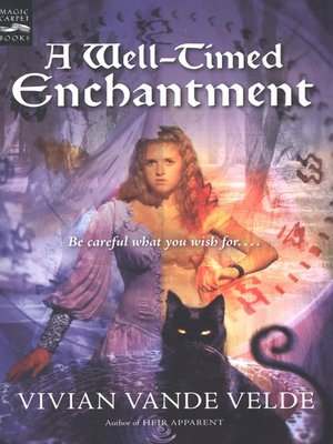 cover image of A Well-Timed Enchantment