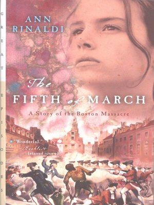 cover image of The Fifth of March