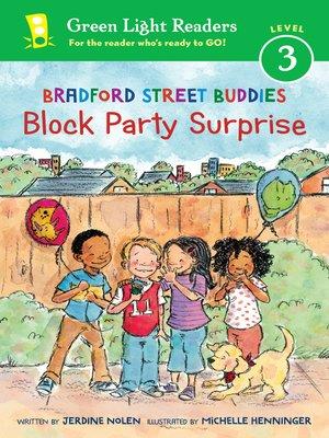 cover image of Bradford Street Buddies