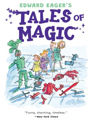 cover image of Tales of Magic