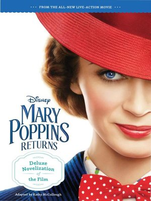cover image of Mary Poppins Returns Deluxe Novelization