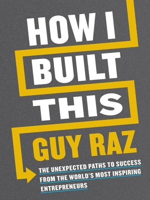 cover image of How I Built This